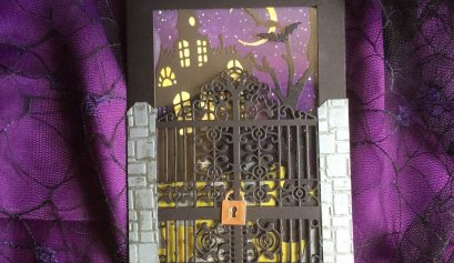 graveyard gate haunted hill