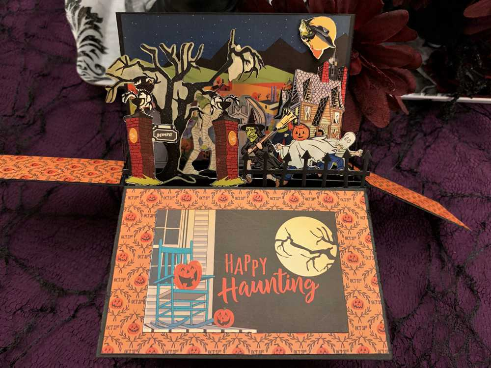 Carta Bella Happy Halloween Box Card