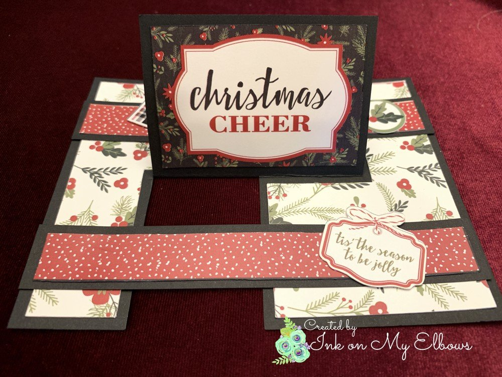 Carta Bella Christmas Delivery Impossible Card