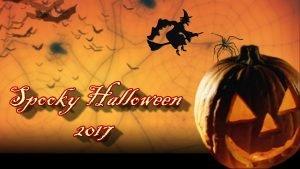 Spooky Halloween 2017 Category