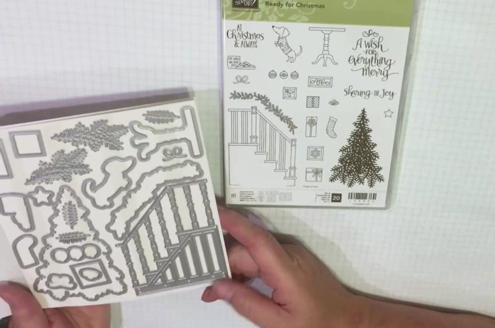 Stampin' Up Holiday Order